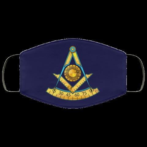 Past Master Masonic Face Mask redirect 356