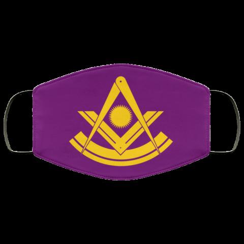 Past Master Freemason Masonic Face Mask redirect 402