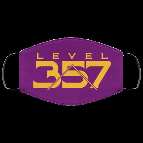 Level 357 Masonic Face Mask redirect 421