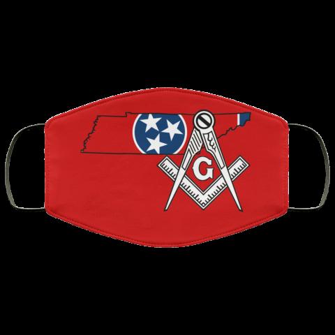 Tennessee Masonic Face Mask redirect 54