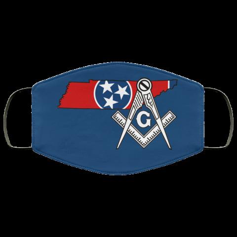 Tennessee Masonic Face Mask redirect 55