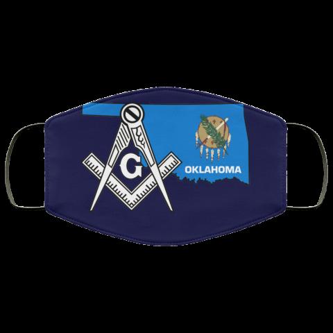 Oklahoma Masonic Face Mask redirect 81