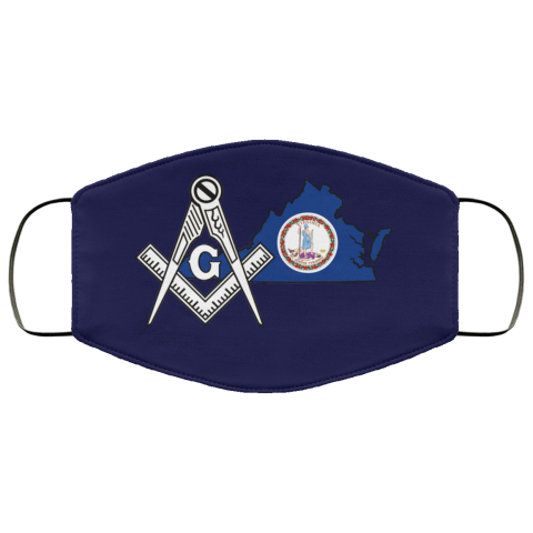 Virginia Masonic Face Mask redirect 9
