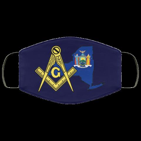 New York Masonic Face Mask redirect 97