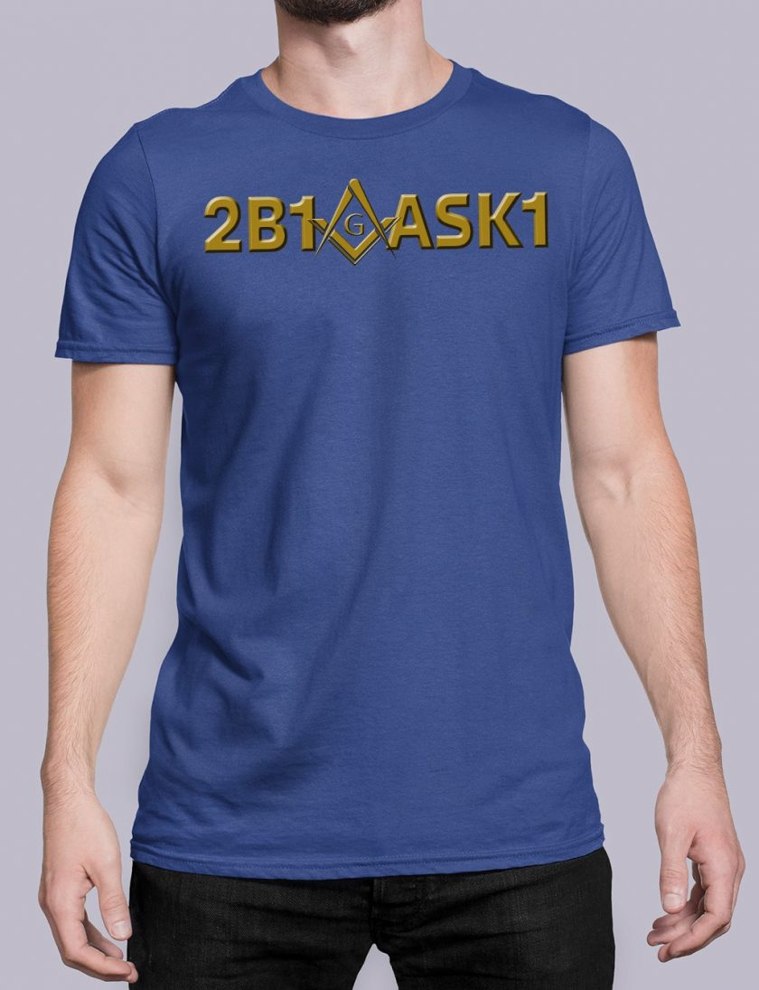 2b1ask1 royal shirt