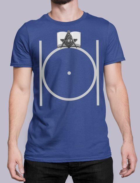Freemason Masonic T-shirt Black Masonic royal shirt