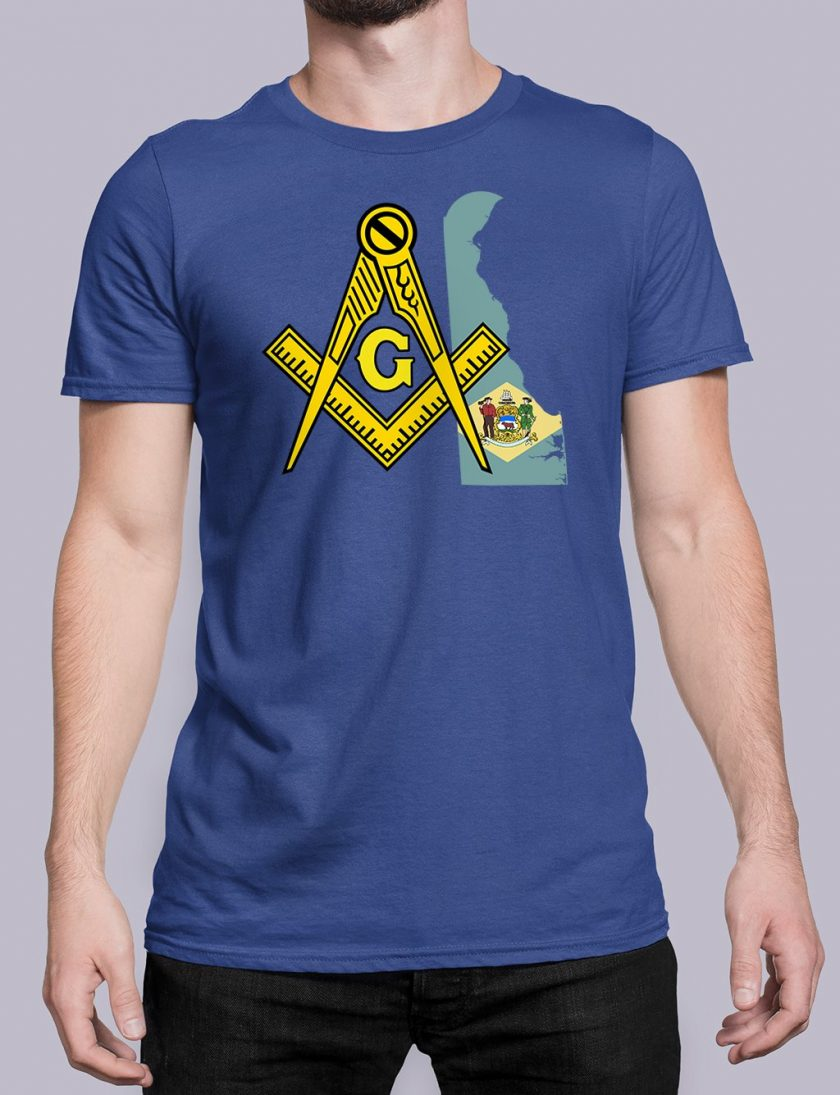 Delaware royal shirt