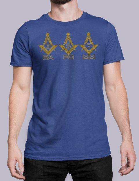 EA FC MM Masonic T-Shirt EA FC MM royal shirt 6