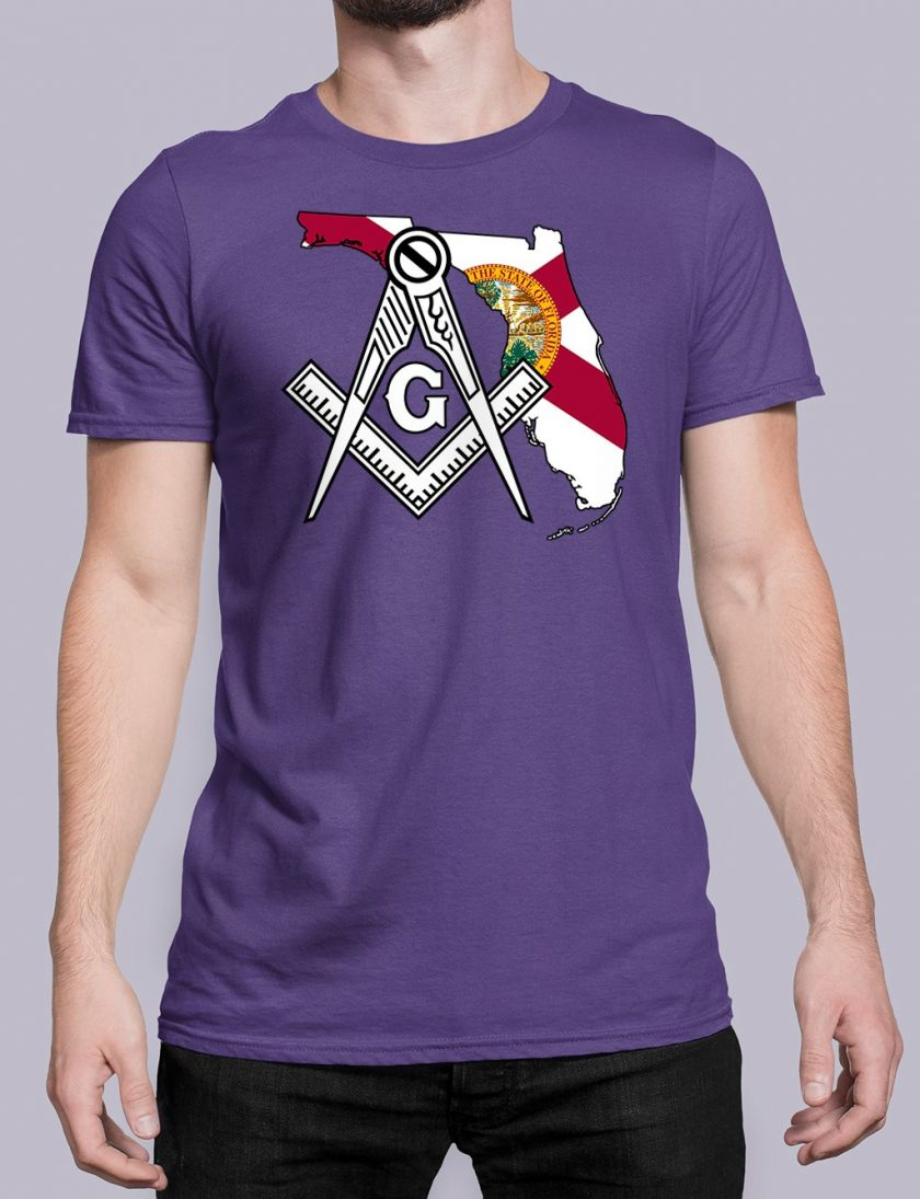 Florida purple shirt