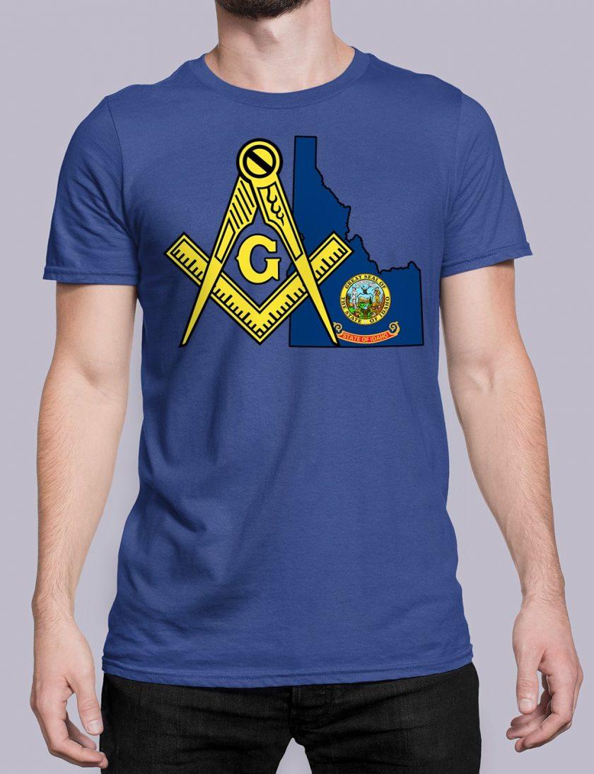 Idaho royal shirt