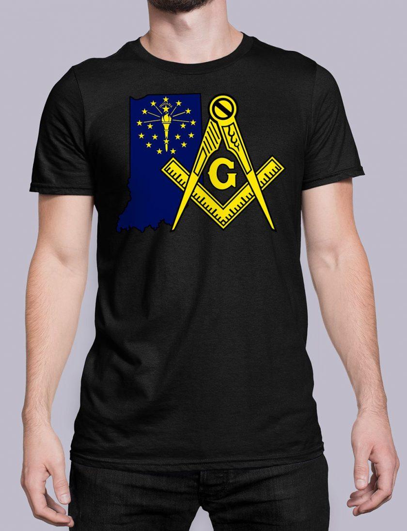 Indiana black shirt