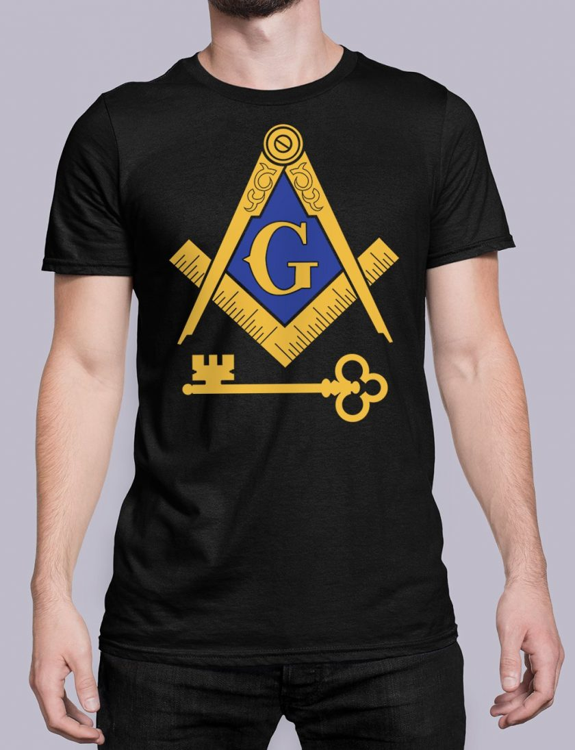 International Masons black shirt 16