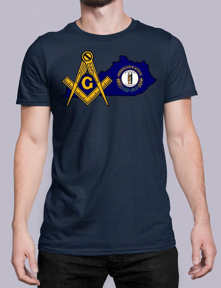 Kentucky navy shirt