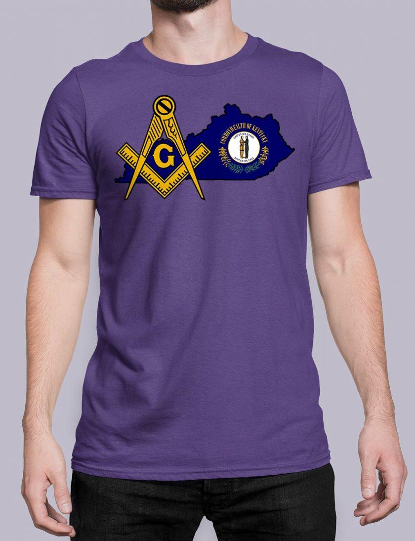 Kentucky purple shirt