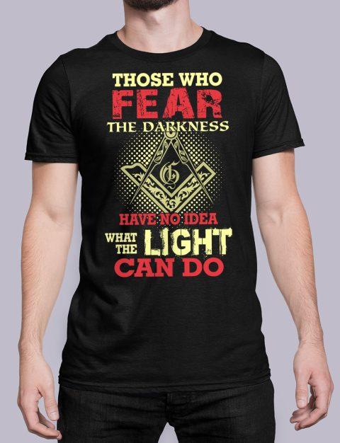 Light Can Do T-Shirt Light Can Do black shirt 18