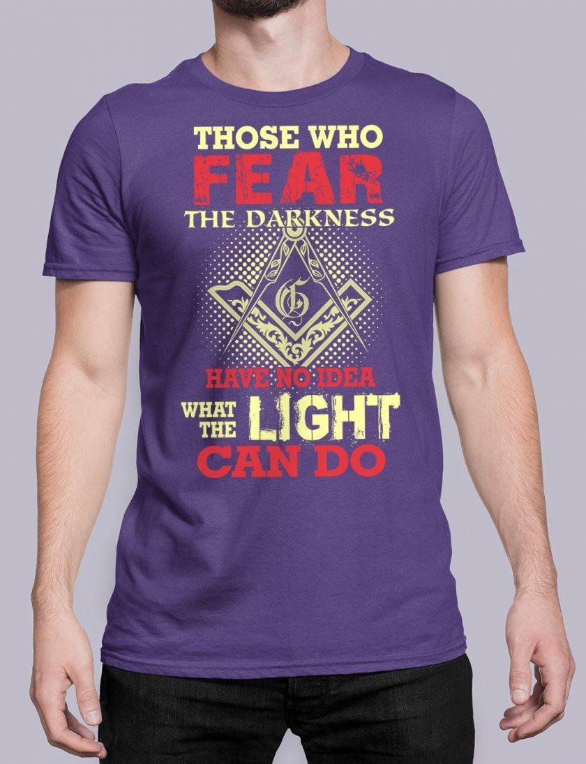 Light Can Do purple shirt 18