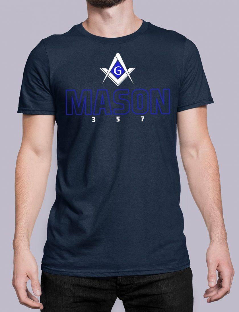 Mason357 navy shirt 20