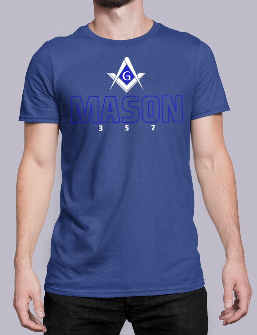 Mason357 royal shirt 20