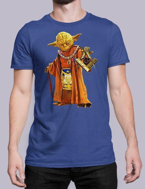Master Yoda Masonic T-Shirt Master Yoda royal shirt 25