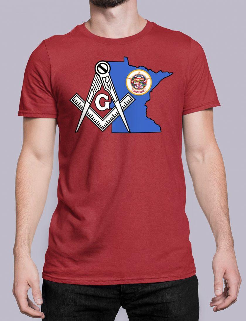 Minnesota red shirt