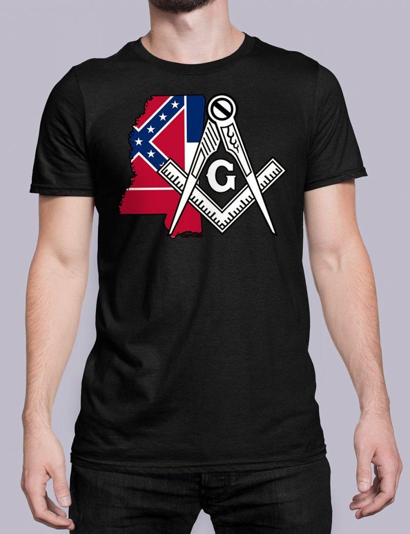 Mississippi black shirt