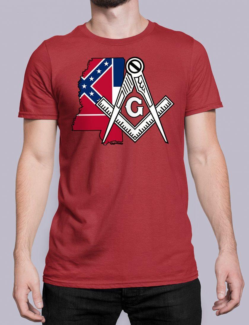 Mississippi red shirt