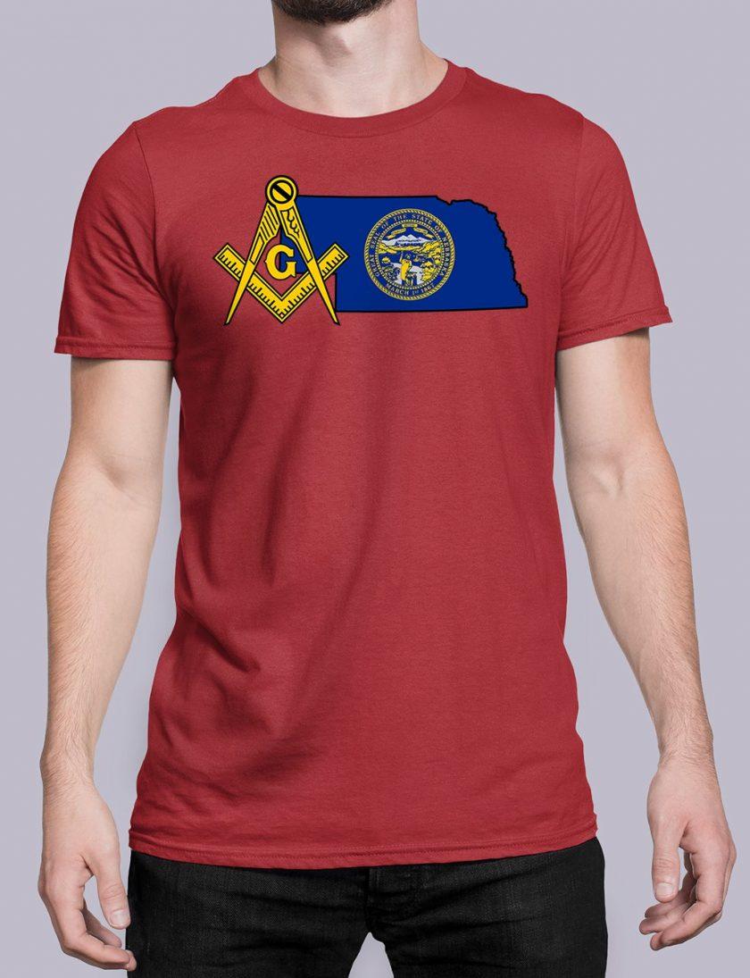 Nebraska red shirt