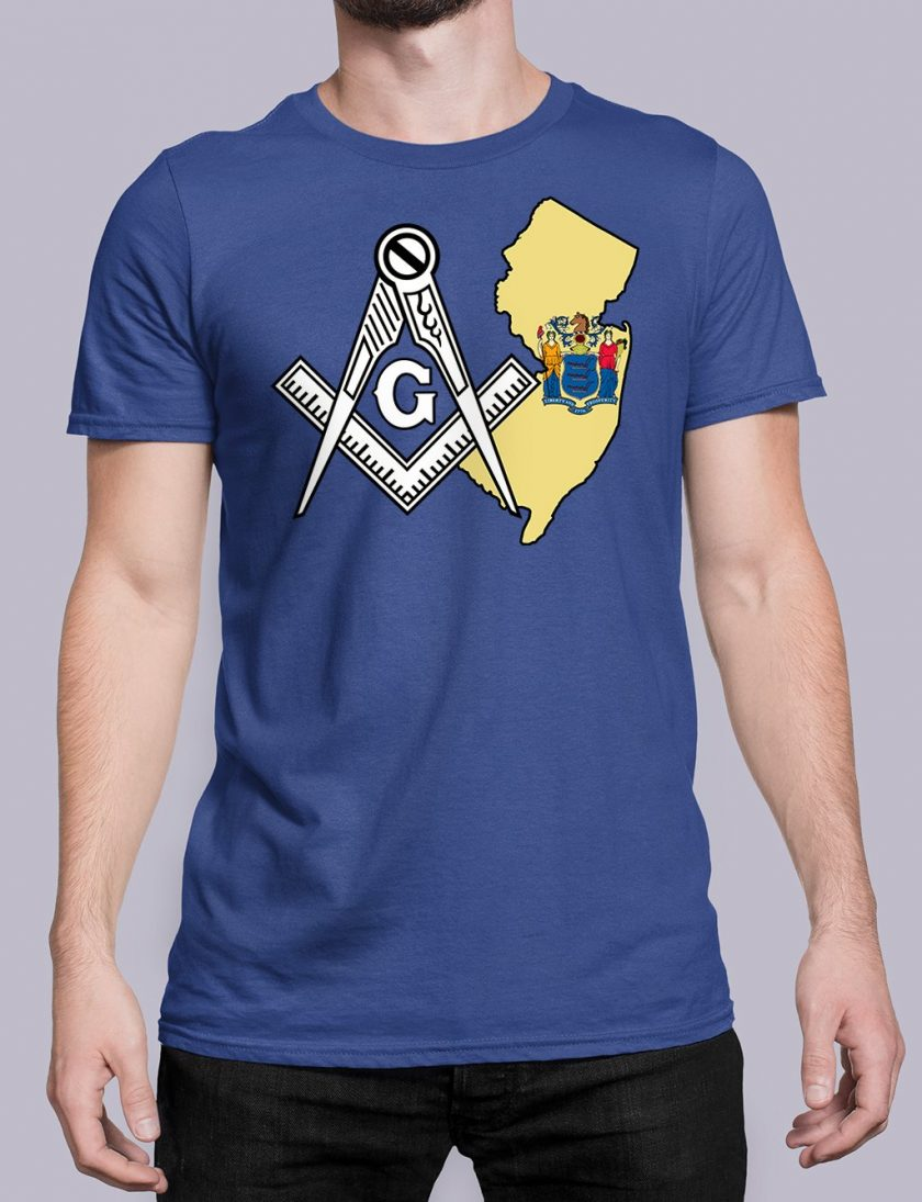 New Jersey royal shirt