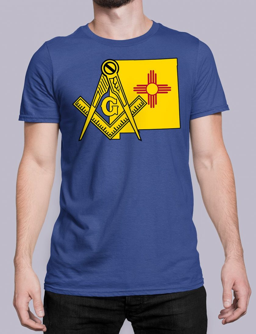 New Mexico royal shirt