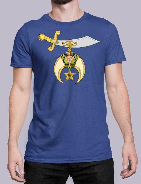 Shriners T-shirt Shriners royal shirt 32