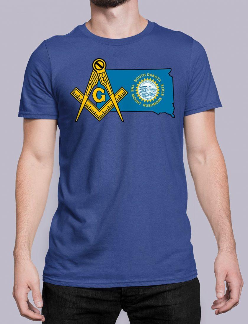 South Dakota royal shirt