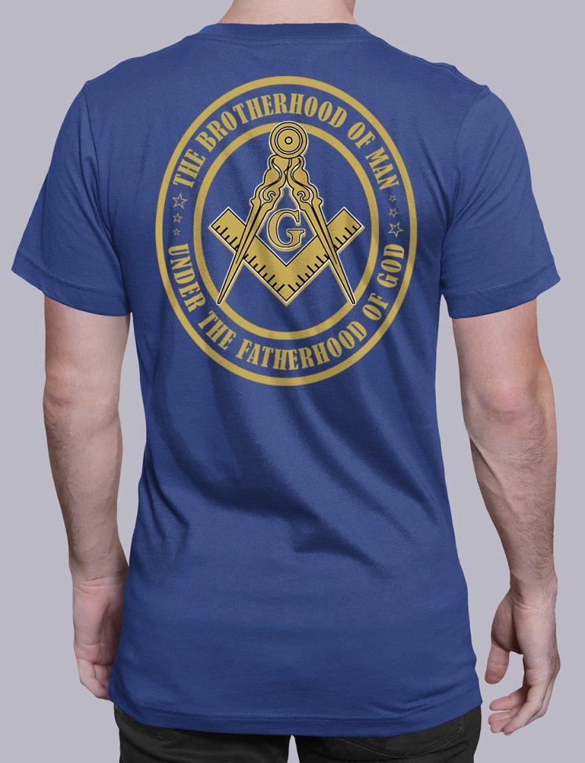 The Brothehood Of Man back royal shirt back 12