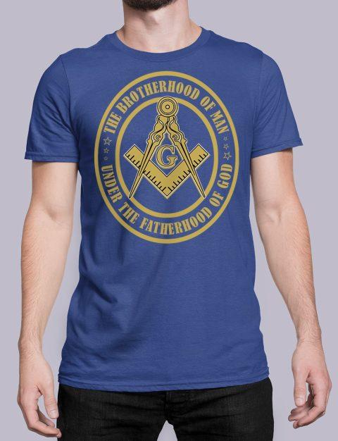The Brothehood Of Man The Brothehood Of Man front royal shirt 35