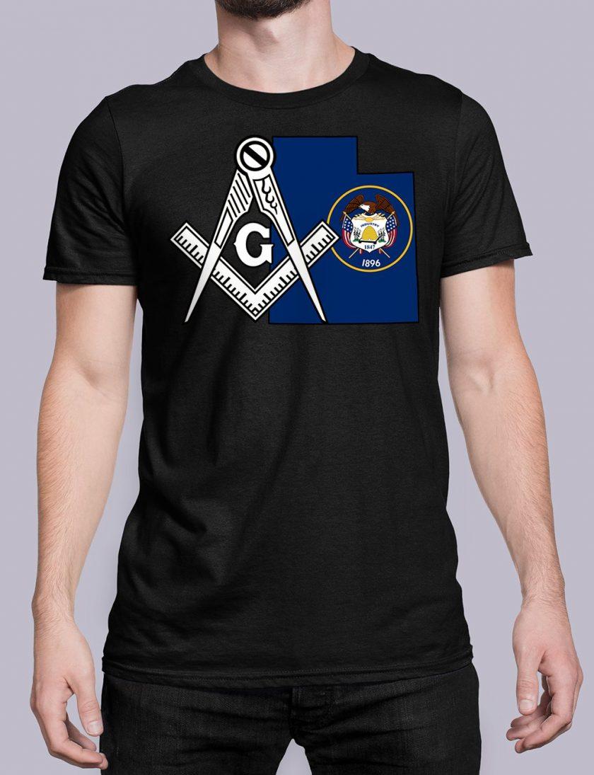 Utah black shirt