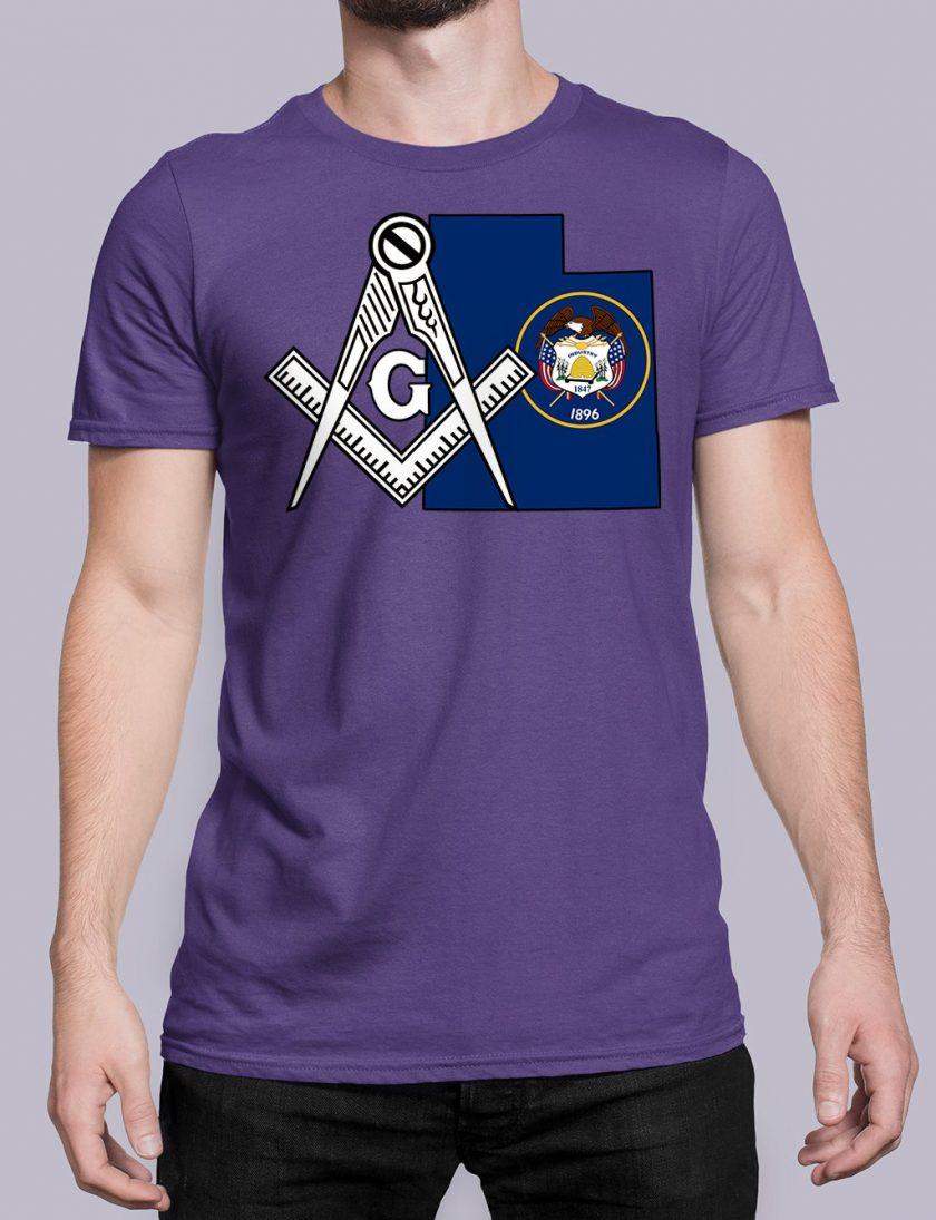 Utah purple shirt