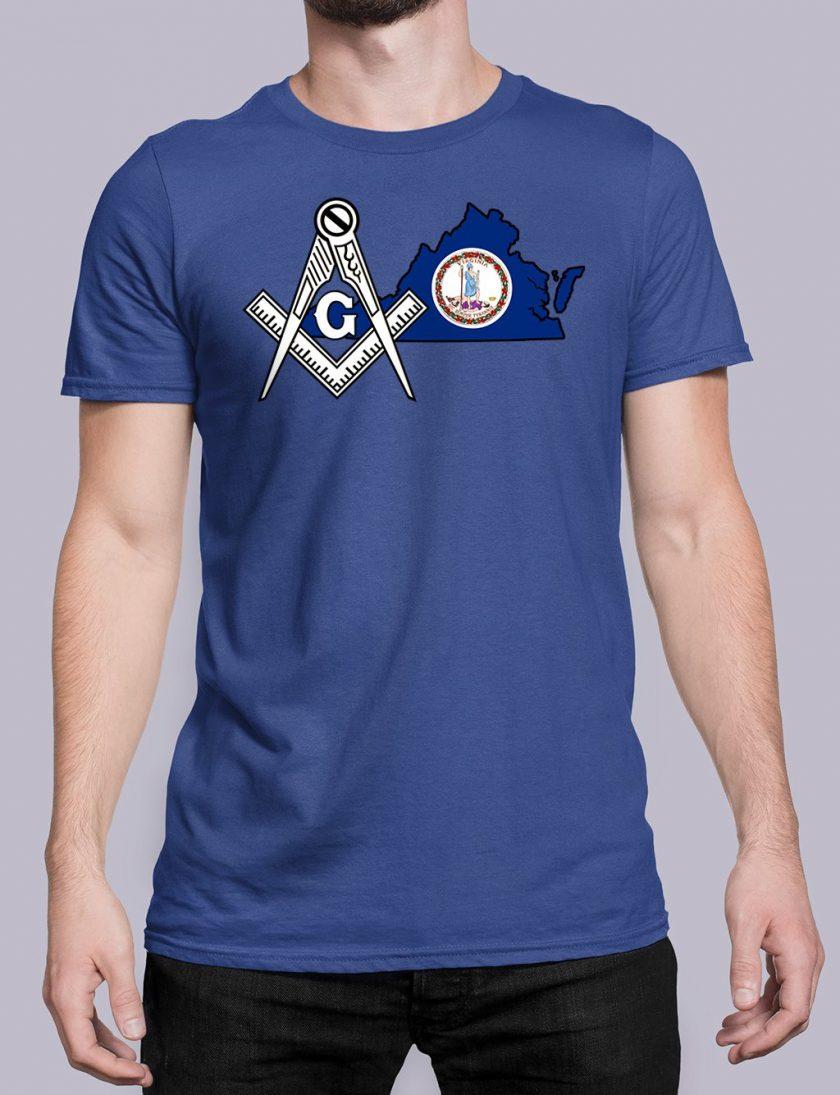 Virginia royal shirt