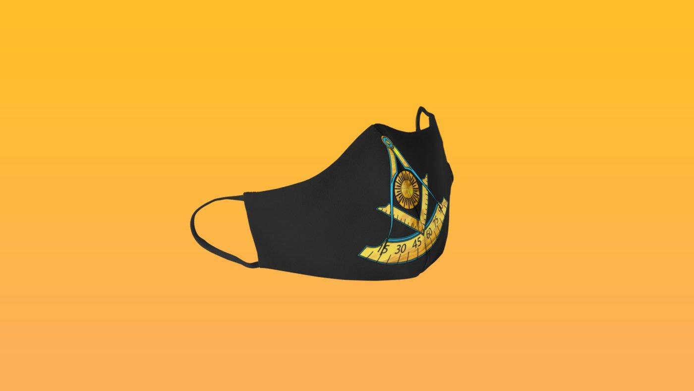 Masonic Mask