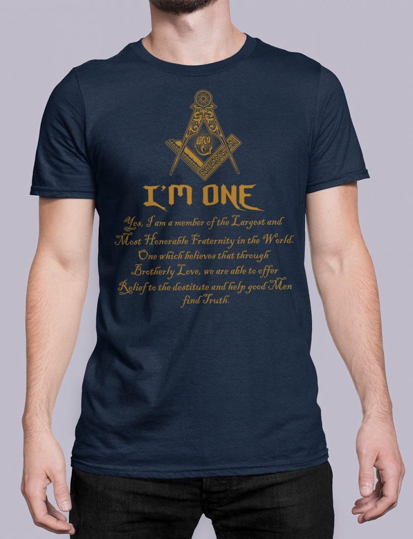 mason i am one navy shirt 21