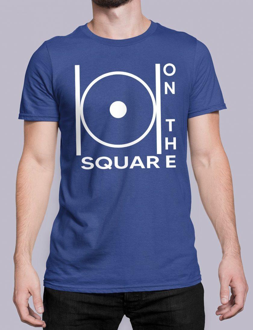 on the square royal shirt