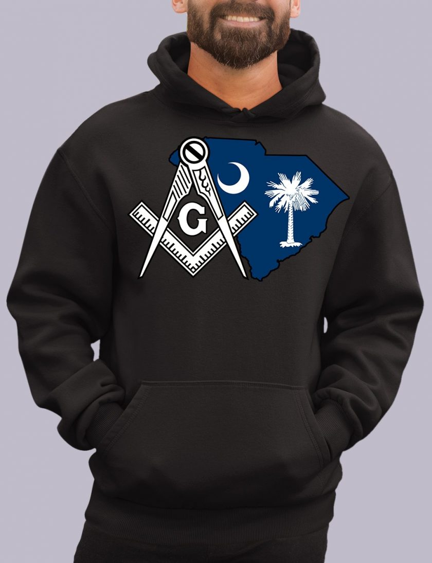 south carolina black hoodie