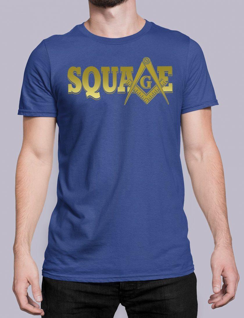 square royal shirt 34