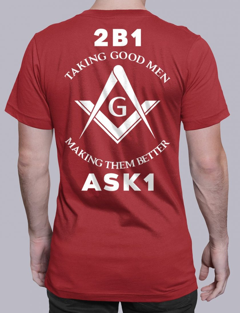 taking good men red shirt back 11