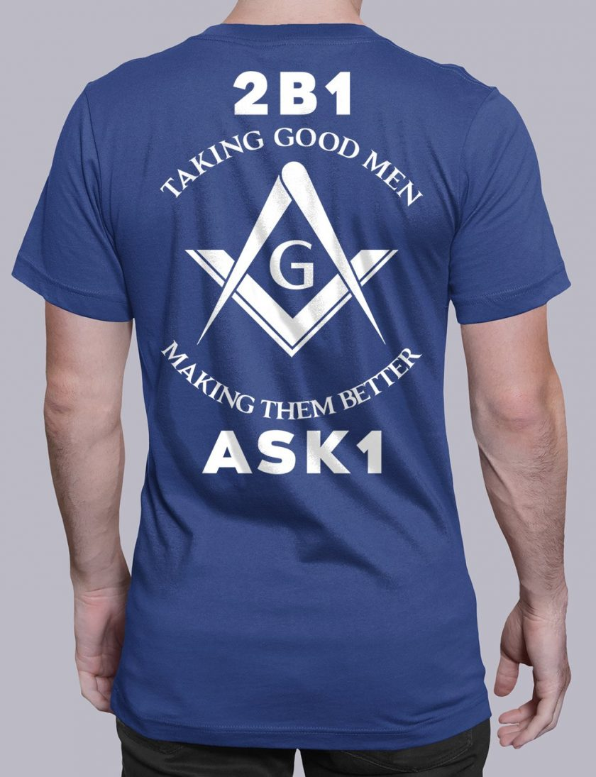 taking good men royal shirt back 11