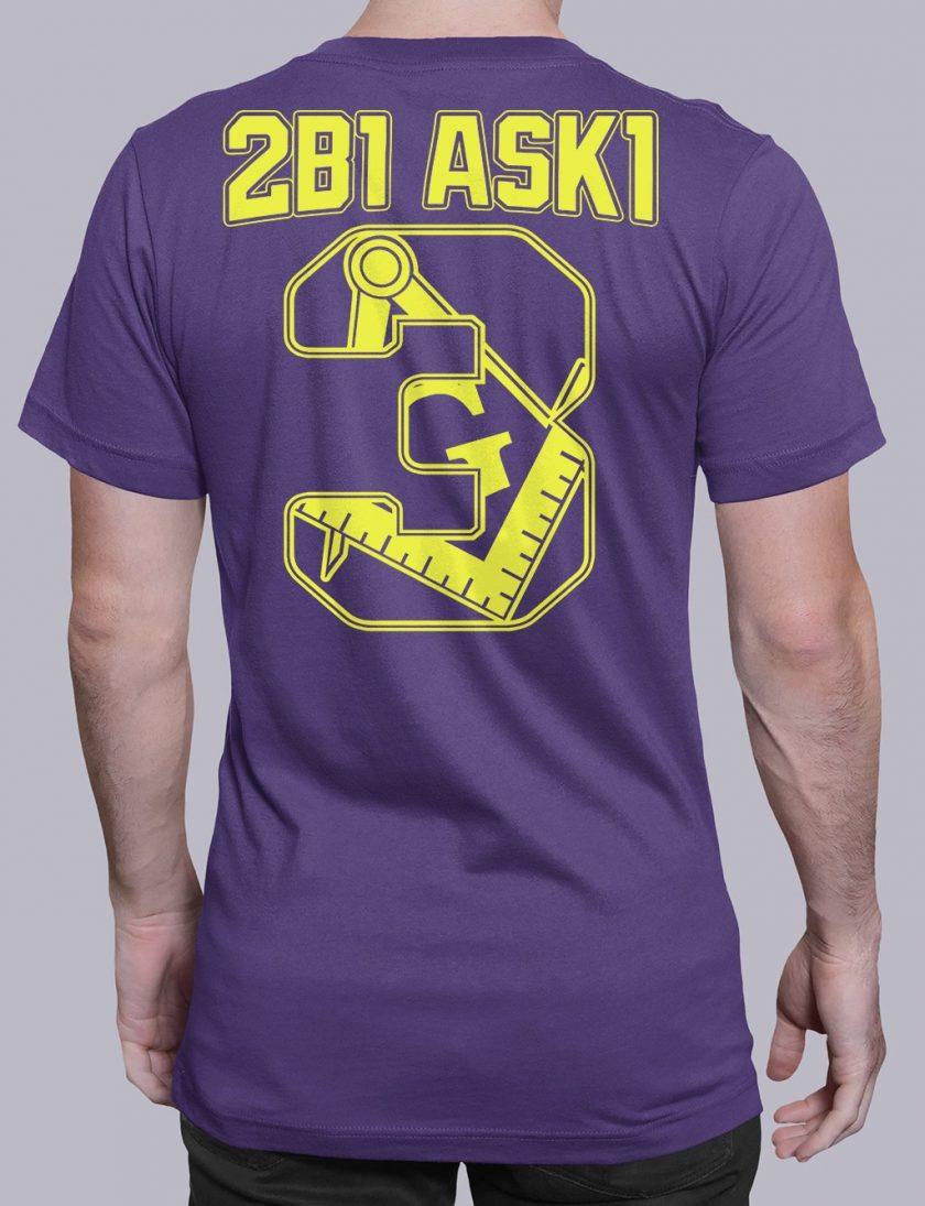 2b1 ask1 3 purple shirt