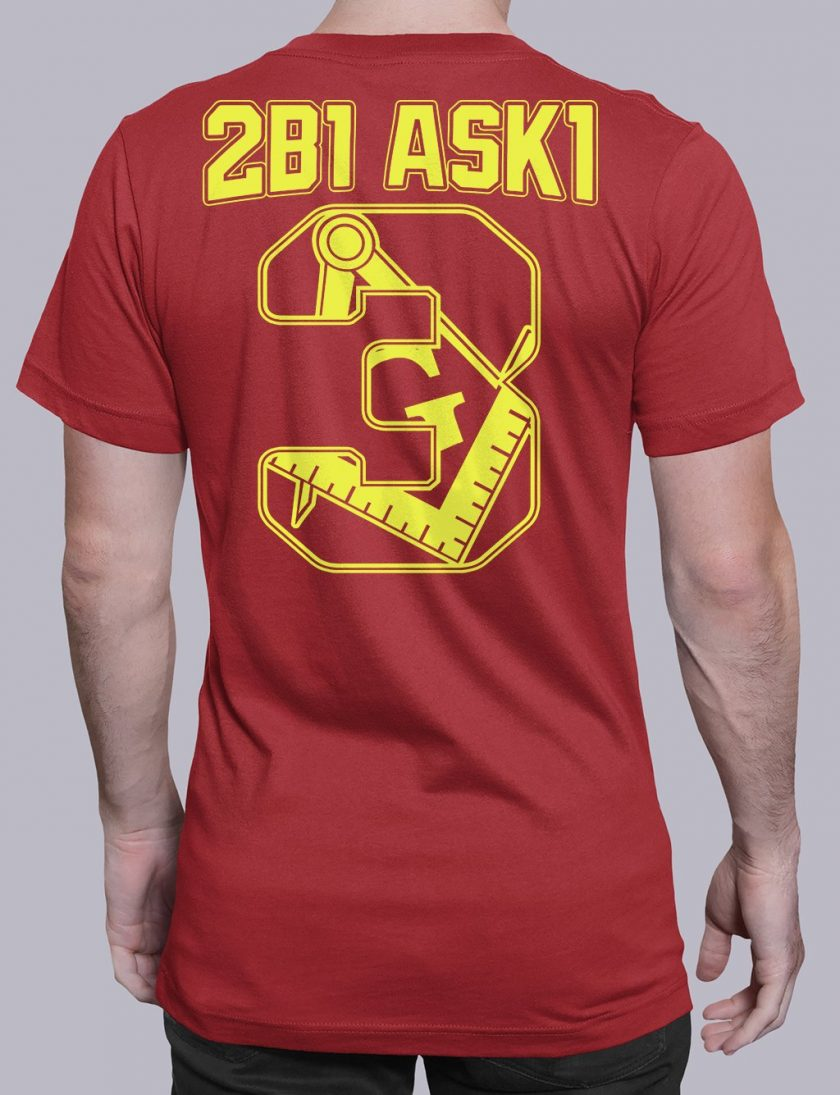 2b1 ask1 3 red shirt