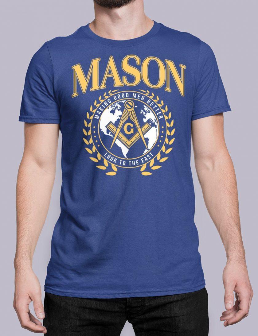 mason mgmb blue shirt