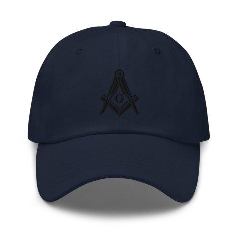 Square and Compass Masonic Hat mockup 94375760
