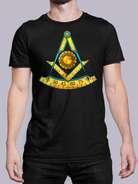 Past Master T-Shirt Black