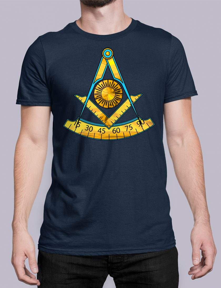 Past Master T-Shirt Navy