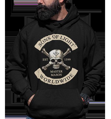 Home Masonic hoodie son of life